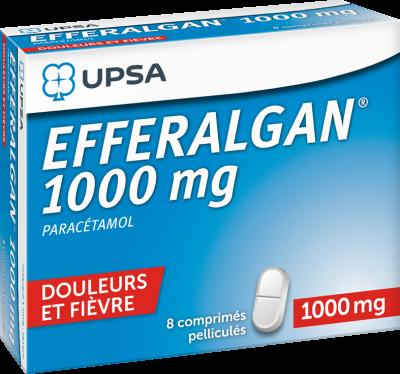 efferalgan 1000 mg pellicule
