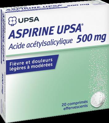 ASPIRINE UPSA®  500 mg